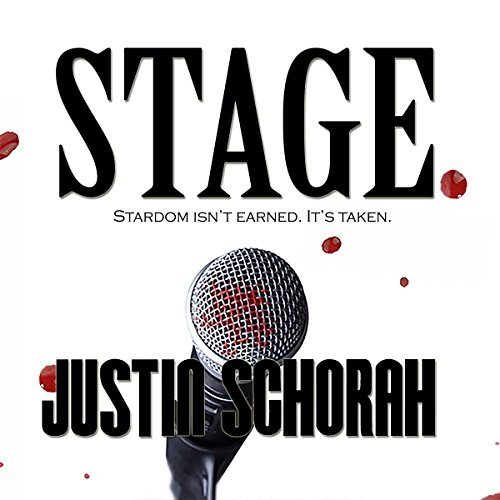Stage audiobook cover art