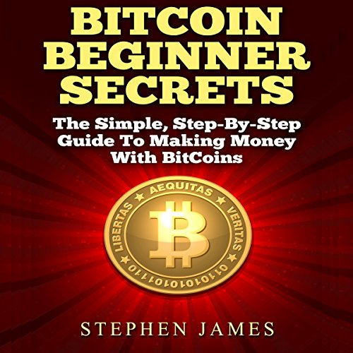 BitCoin Beginner Secrets audiobook cover art