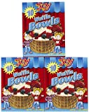 Joy Waffle Bowl Cone, 10 ct, 3 pk