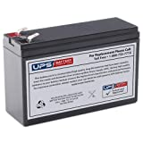 Ritar RT1250B 12V 5Ah F1 Compatible Replacement Battery L: 151mm (5.94
