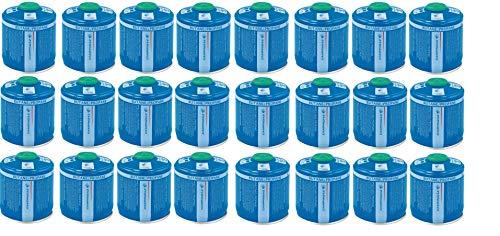 ALTIGASI Bombe cartouche cartouche à gaz 240 g – CV300 Campingaz CV 300 Système à valve – Offre pour 24 bouteilles