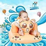 Baby Sofa, Sicherer Babysitz, Aufblasbares Badestuhl, Kinderstuhl Sessel, Badewannensitz Badespielzeug Lernsitz, Multifunktionales Sofa, Baby Spielzeug, Tragbarer Stuhl Für Babys Ab 3 Monate
