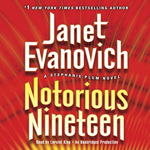 Notorious Nineteen audiobook cover art