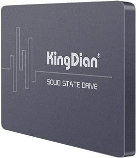 """KingDian 2.5"""" 7mm SATA III 6Gb/s Internal Solid State Drive SSD for Desktop PCs Laptop (S280 240GB)"""