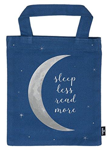 moses. 83060 Büchertasche für Buchliebhaber