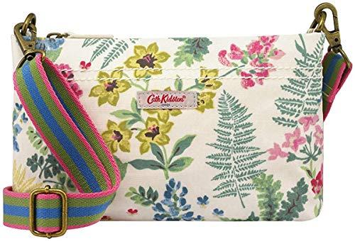 Periea Handbag Organizer Organizador de bolsos Kiri Floral azul o crema mediano o grande Peque/ño Peque/ña, Azul floral