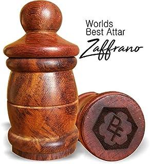 Parag Fragrances Zaffrano Attar (Worlds Best Attar for Men By Parag) Long Lasting Attar - Real Attar - Alcohol Free Attar