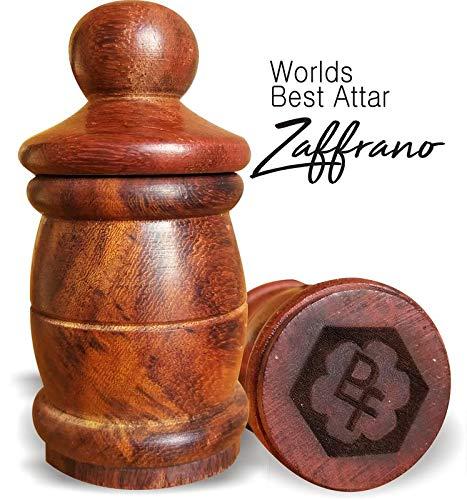 Parag Fragrances Zaffrano Attar (Worlds Best Attar For Men By Parag) Long Lasting Attar | Real Attar | Alcohol Free Attar