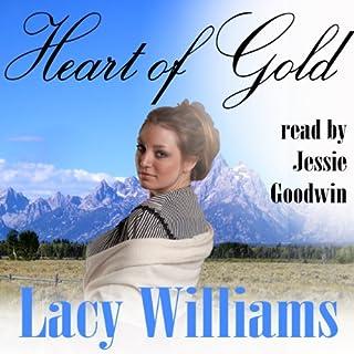 Heart of Gold (a novella) cover art
