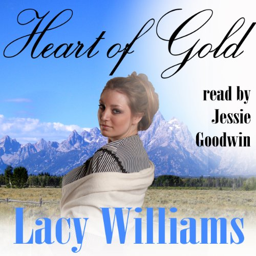 Heart of Gold (a novella) audiobook cover art