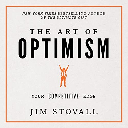 The Art of Optimism Your Competitive Edge Your Competitive Edge Series product image