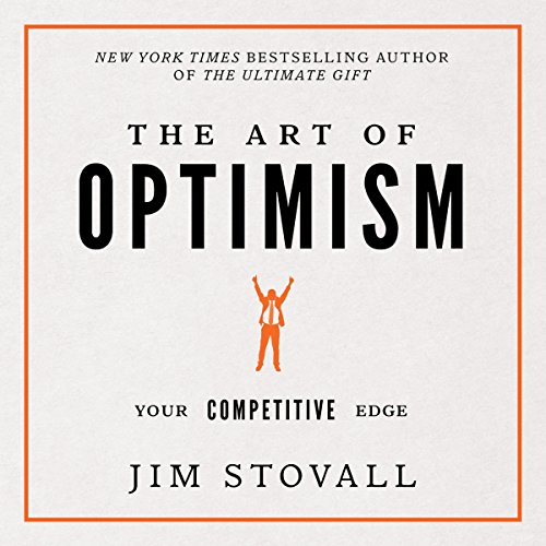 The Art of Optimism: Your Competitive Edge  audiobook cover art