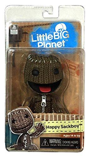 Little Big Planet Happy Sackboy - Series 1 Action Figure
