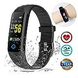 Fitness Tracker waterproof for women, kid Activity Tracker, Fitness Watch for men, smart bracelet for kids...