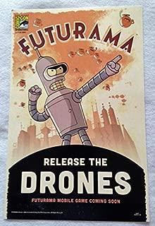 FUTURAMA RELEASE THE DRONES - 11
