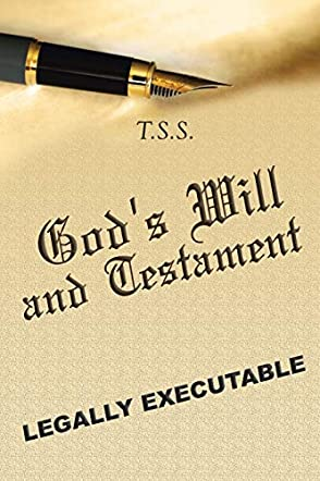 God's Will and Testament