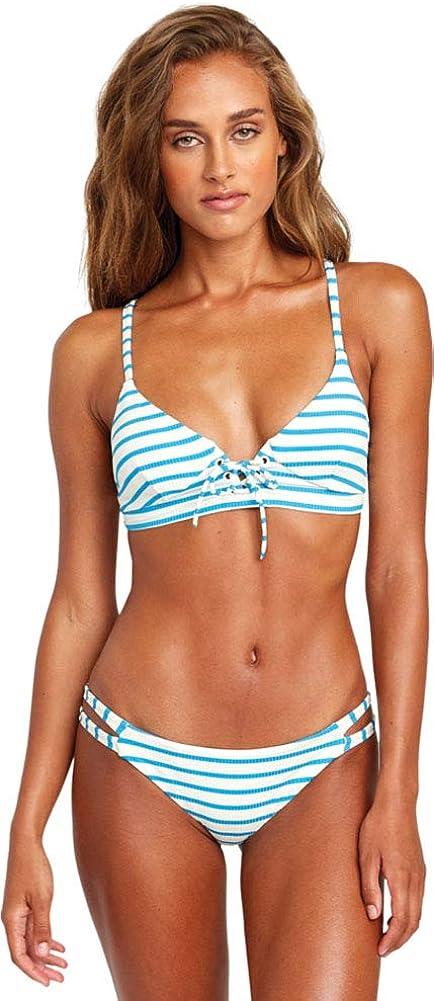 RVCA Women's Standard Moxie Bralette Bikini Top
