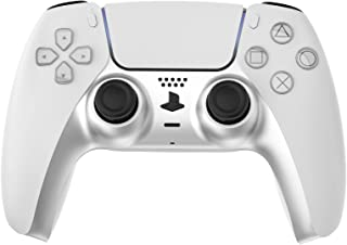 PS5 Controller Accessories, FacePlates Replacement Decoration Shells Skins for PS5 DualSense Wireless Controller, DIY Deco...