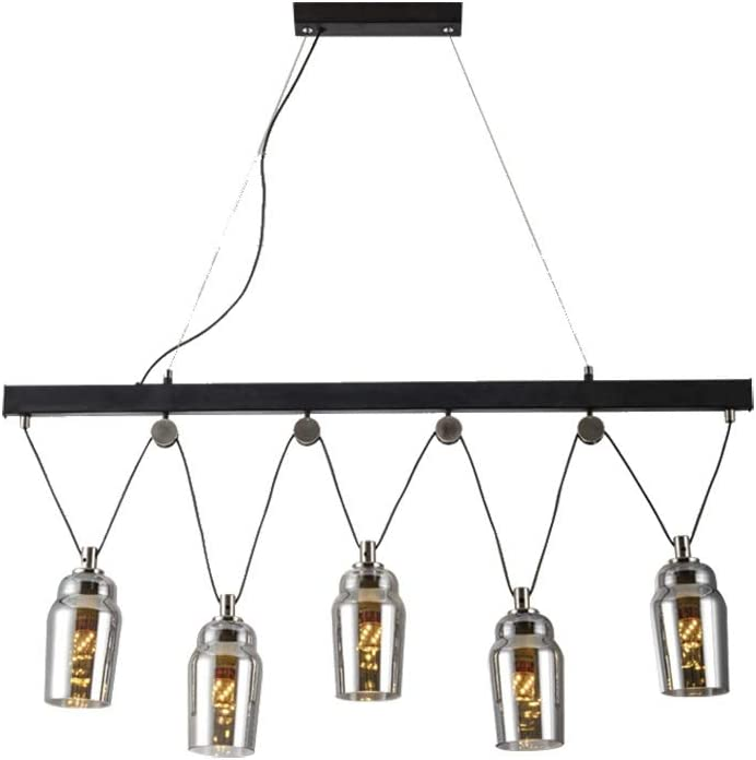 KAKM Hanging Light Pendant Lighting Industry Chandeliers Retro C Special price for a limited Recommendation time