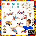 Cameron Frank Products Crafty Connects Stem Building Toys Set