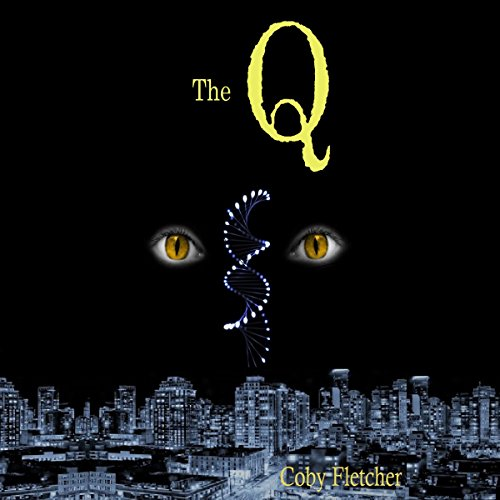 The Q audiobook cover art