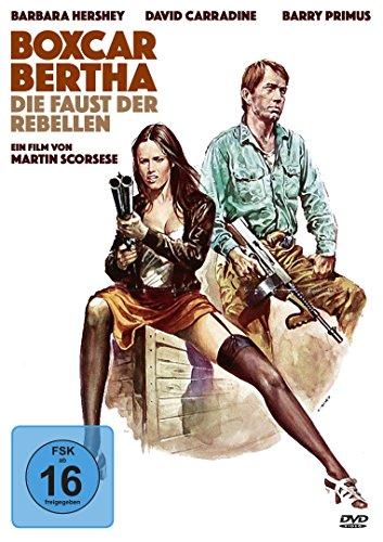 Boxcar Bertha - Die Faust der Rebellen [Alemania] [DVD]