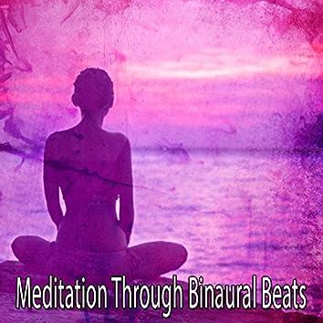 Meditation Through Binaural Beats