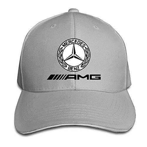 March flowers K-Fly2 Unisex Adjustable Mercedes AMG Logo Baseball Caps Hat One Size Ash