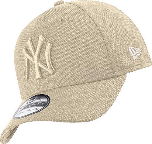 New Era York Yankees 39thirty Adjusable Cap MLB Diamond Era Tonal Stone - XS-S