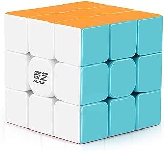 Mumoo Bear Qiyi Warrior W 3x3 Speed Cube Magic Cube Puzzle Toys