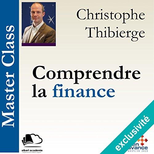 Comprendre la finance audiobook cover art