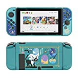 GeekShare Protective Case Slim Cover Case Compatible with Nintendo Switch and Joy Con - Shock-Absorption and Anti-Scratch -- Alchemy Cat