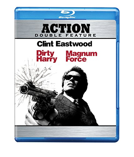 Dirty Harry & Magnum Force [Blu-Ray]