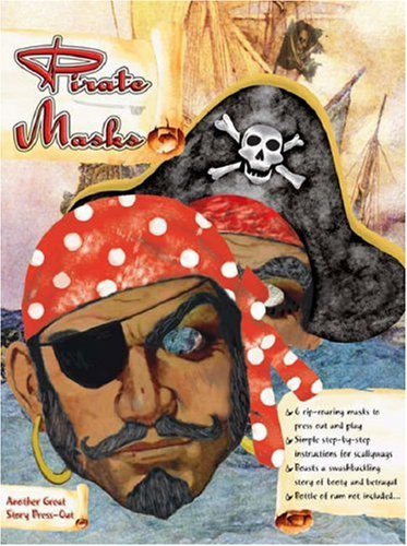 Pirate Masks (Press-out & Play)