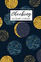 Checking Account Ledger: 6 Column Payment Record Record and Tracker Log Book, Checking Account Transaction Register, Personal Checking Account Balance Register, (Volume 3)