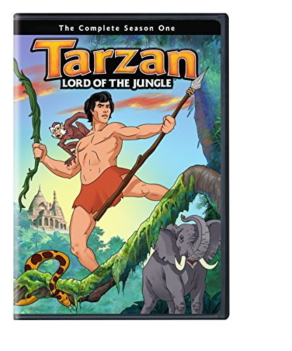 Tarzan, Lord Of The Jungle: The Complete First Season