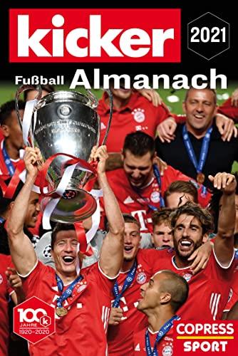 Kicker Fußball-Almanach 2021: Mit aktuellem Bundesliga-Spieler-ABC
