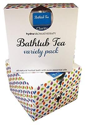 hydraAromatherapy Signature Bathtub Tea
