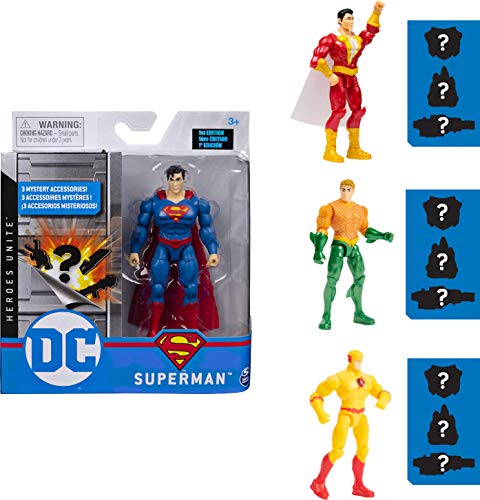 dc comics - Figuras Básicas