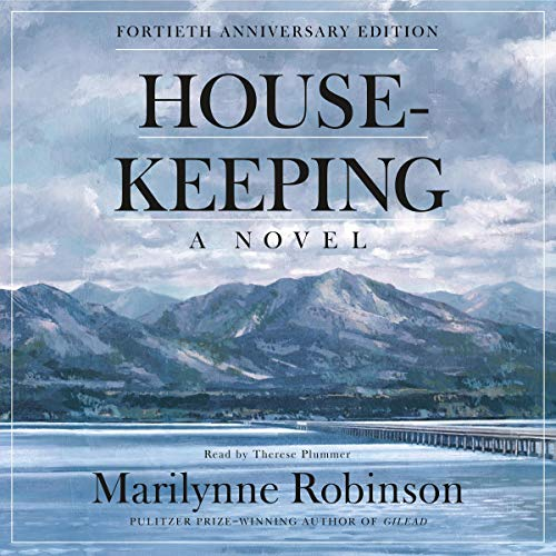 Housekeeping (40th Anniversary Edition) audiobook cover art