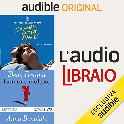 Amori e cinema audiobook cover art