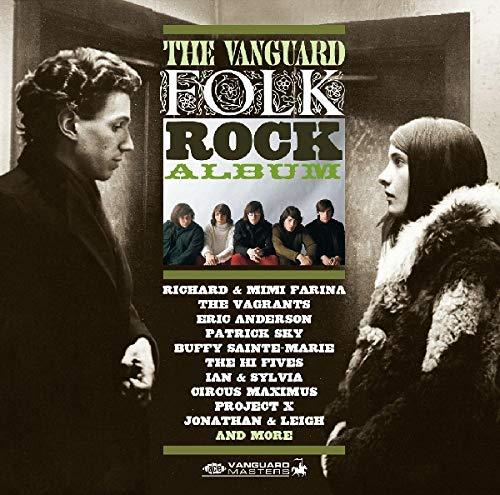 The Vanguard Folk Rock Album