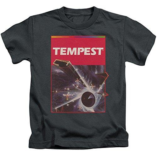 Officially Licensed Kids Atari Tempest Box Art T-shirt