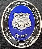 Gastonia North Carolina Police Dept Challenge Coin
