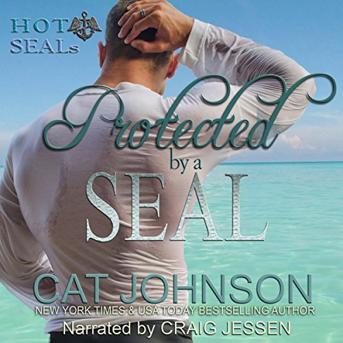 Protected by a SEAL audiobook cover art