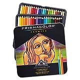 Prismacolor 3598THT Premier Colored Woodcase Pencils, 48 Assorted Colors/Set