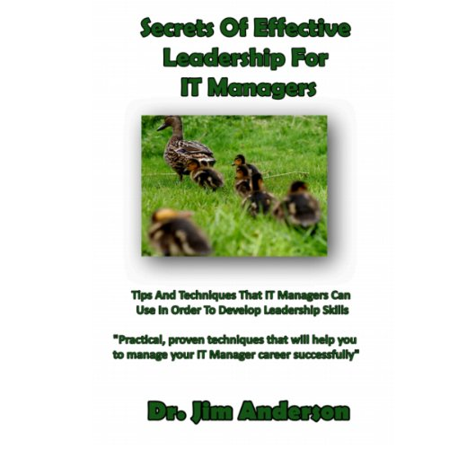Secrets of Effective Leadership for IT Managers audiobook cover art