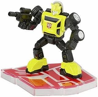 Titanium Series Transformers 3 Inch Metal Robot Masters Bumb