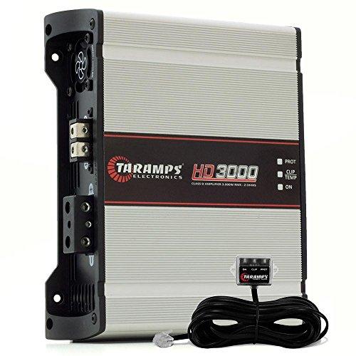 Taramps Hd-3000 Amplificador Digital 3598w Rms 2 Ohms