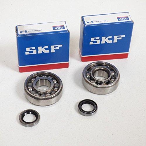 Kit roulement et joint spi moteur Mobylette MBK 51 AV7 AV10 440146CC 16x42x13mm